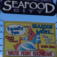 Photo taken at Seafood City by Marji D. on 2/17/2013