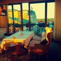 Photo taken at Riviera Hotel by Gleb N. on 5/28/2013