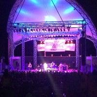 Photo taken at The Levitt Pavilion by Alexa R. on 8/31/2014