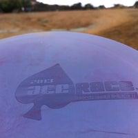 Photo taken at Montiel Park Disc Golf Course by Chris U. on 8/10/2013