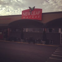 Photo taken at New Leaf Market Co-op by Andy W. on 10/21/2013
