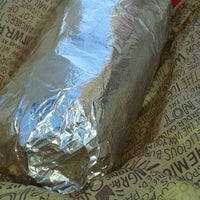 Photo taken at Chipotle Mexican Grill by Ray S. on 1/14/2014