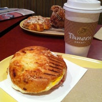 Photo taken at Panera Bread by Kathryn R. on 10/6/2012