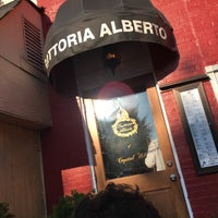 Photo taken at Trattoria Alberto of Capitol Hill by Barbara K. on 7/9/2016