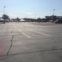Photo taken at Turner Field - Blue Lot by Eric S. on 3/10/2013