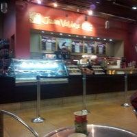 Photo taken at Juan Valdez Café by Juan Pabli A. on 12/24/2012
