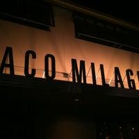 Photo taken at Taco Milagro by Benita P. on 5/24/2013