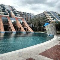 Photo taken at Limak Limra Resort by Önder Y. on 2/9/2013