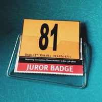 Photo taken at Jury Duty by dana r. on 1/25/2013