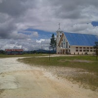 Photo taken at Gereja HKBP Sirisirisi Resort Sirisirisi by JNE DolokSanggul ★. on 4/25/2013