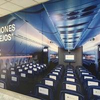 Photo taken at Oficinas Corporativas Aeroméxico by Luiggi C. on 9/23/2016
