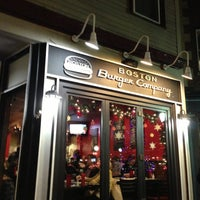 Photo taken at Boston Burger Company by Eric W. on 12/14/2012