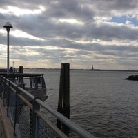 Photo taken at Louis Valentino, Jr. Park & Pier by Cathy C. on 4/13/2013