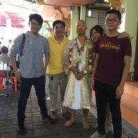 Photo taken at Wat Krok Krak by JubSeafood K. on 7/17/2016