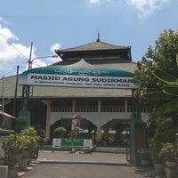 Photo taken at Masjid Agung Sudirman by Leody K. on 9/16/2016