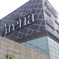 Photo taken at Arena Plaza by Sergey B. on 3/10/2013