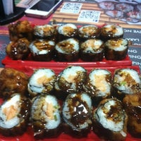 Photo taken at Fast Temaki by Gabriel S. on 1/9/2013