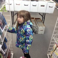 Photo taken at Graham Crackers Comics by Shawn M. on 11/9/2013