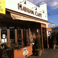 Photo taken at Havana Cafe by Christian T. on 1/31/2013