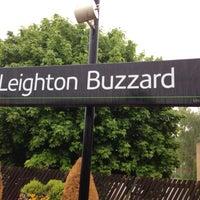 Photo taken at Leighton Buzzard Railway Station (LBZ) by Smplefy on 5/29/2013