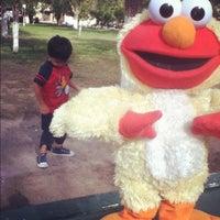 Photo taken at Parque DiegoRivera by Jarris Macias J. on 9/15/2012