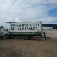 Photo taken at Transportadora Esmeralda by JardBezerra | Tim LAB on 5/21/2013
