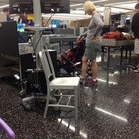Photo taken at TSA Security by Stevan K. on 7/4/2014