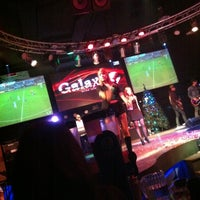 Photo taken at Club Galaxy Thai Disco by Marlinee C. on 12/30/2012