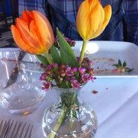 Photo taken at Café & Bar Lurcat by Jillian C. on 3/31/2013