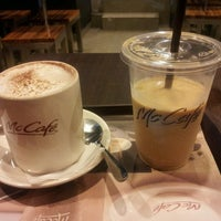 Photo taken at McDonald's / McCafé by FadiLa Y. on 5/5/2013