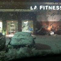 Photo taken at LA Fitness by JB W. on 12/27/2012
