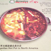 Photo taken at Little sheep Mongolian Hot Pot by Adrian V. on 12/24/2012