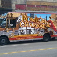 Photo taken at Sew Hungry Food Truck Rally by Quality Hotel Hamilton, Ontario Canada G. on 9/21/2012