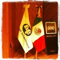 Photo taken at Nacional Financiera by Rita R. on 1/31/2013