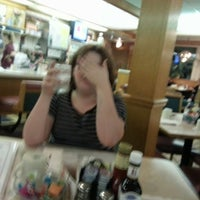 Photo taken at Omicron Family Restaurant by Tom H. on 9/21/2013