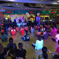 Photo taken at Robinsons Place Angeles by Charlene A. on 9/15/2015