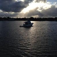 Photo taken at Pure Florida- Naples Tin City by Kim on 4/19/2014