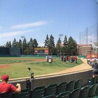 Photo taken at Dedeaux Field by Sean on 5/24/2015