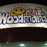 Photo taken at Woodman's Food Market by Robert B. on 1/10/2013