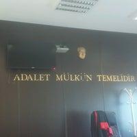 Photo taken at Kumluca Adalet Sarayı by Cem Y. on 9/27/2016