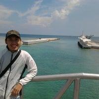 Photo taken at Jembatan Cinta by Erlangga H. on 3/16/2013