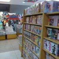 Photo taken at Gramedia by Saloka P. on 10/1/2012