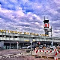 Das Foto wurde bei Rotterdam The Hague Airport von Royal Partners E. am 2/21/2013 aufgenommen