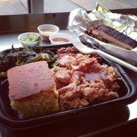 Photo taken at Blue Ribbon BBQ by Kiki.kik on 12/8/2012