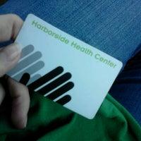 Photo taken at Harborside Health Center by Raquel M. on 4/20/2013