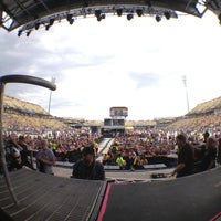 Photo taken at Rock On The Range by Jonathan C. on 5/19/2013