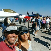 Photo taken at NAS Jax Air Show by Johnny H. on 10/25/2014