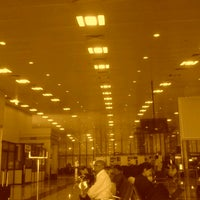 Photo taken at Pune International Airport (PNQ) by Sujay S. on 1/5/2013
