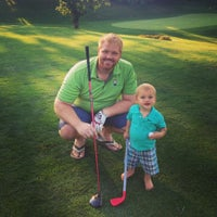 Photo taken at Indianola Country Club by Kyle M. on 8/26/2013