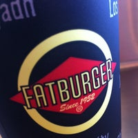 Photo taken at Fatburger in Mesa by Marc V. on 9/28/2012